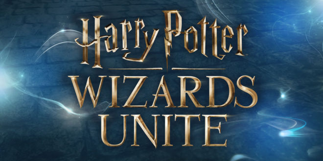 Jeu en réalité augmentée Harry Potter Wizards Unite