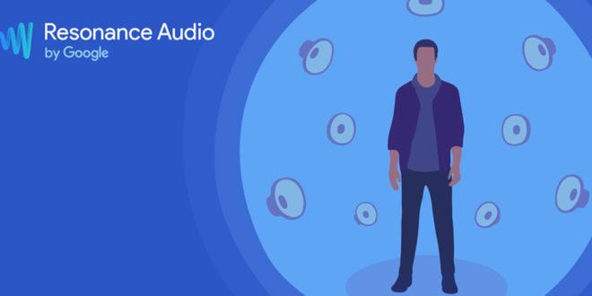 Resonance Audio Google