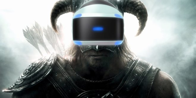 skyrim vr test psvr playstation vr