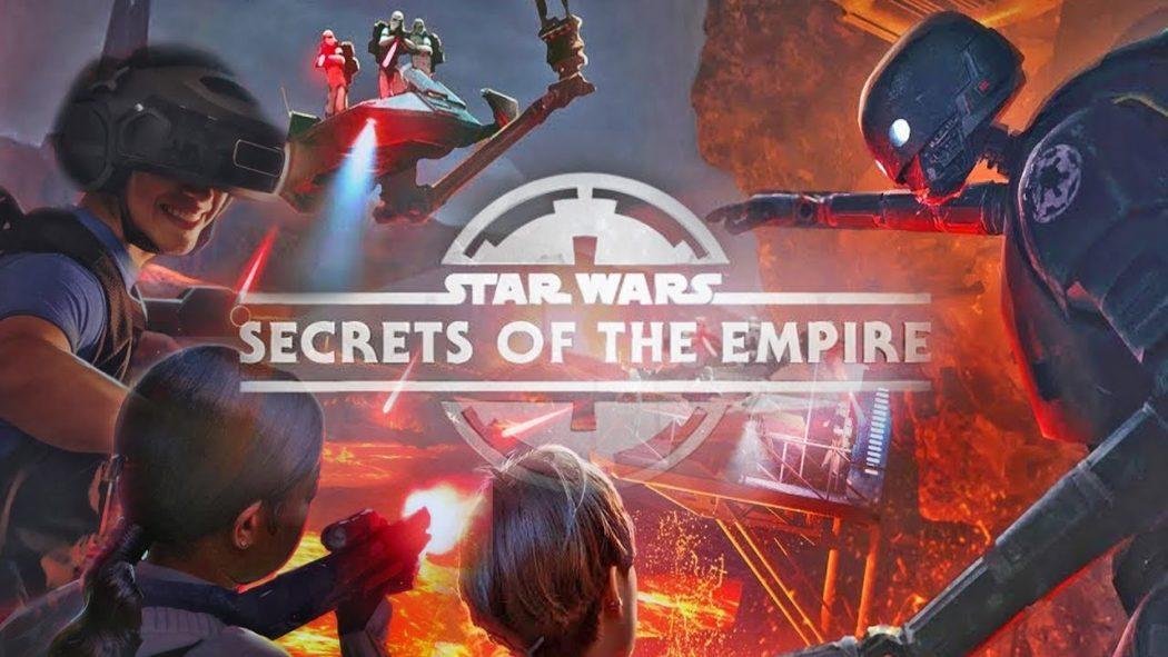 star wars secrets empire londres