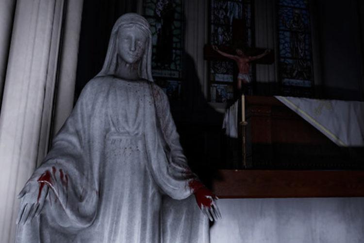The Exorcist : Legion VR expérience réalité virtuelle l'exorciste