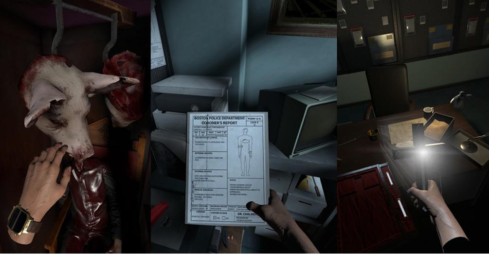 The Exorcist : Legion VR expériences réalité virtuelle