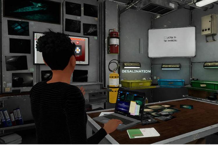 Titanic VR réalité virtuelle