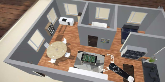 vive studios lance truescale un logiciel de design et architecture en vr. Black Bedroom Furniture Sets. Home Design Ideas