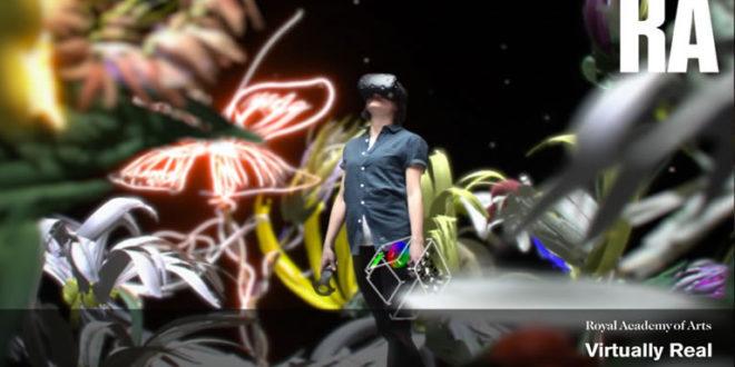 Vive Arts programme HTC Vive musées