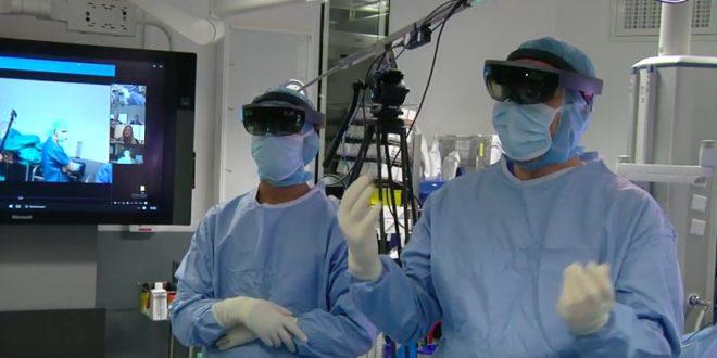 Chirurgie : suivez une opération en réalité augmentée en direct sur internet