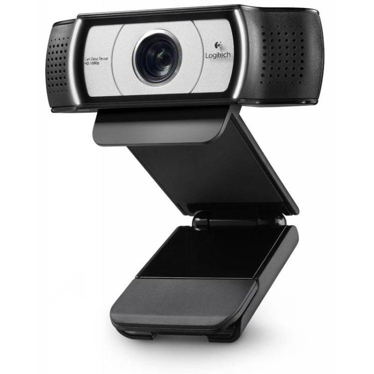 Webcam, Logitech, Amazon, bon plan, promotion, noël, C930e, 90 degrés, vidéo, caméra