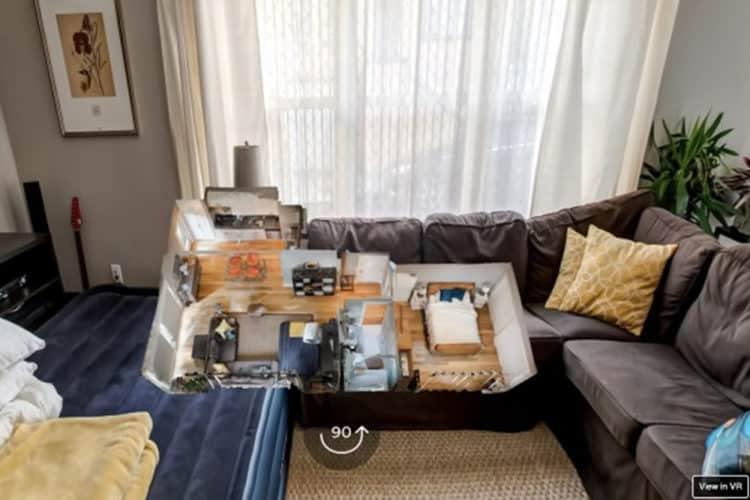 Airbnb visite virtuelle