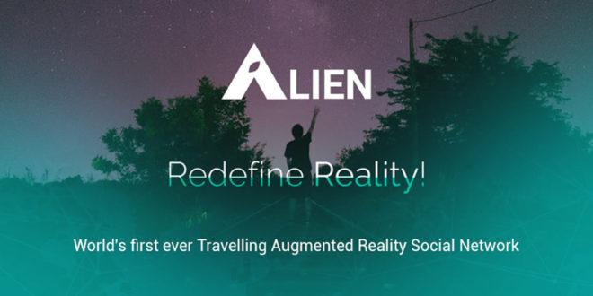 Alien réseau social RA