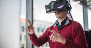 Casque de réalité virtuelle VRHero 5K Plus
