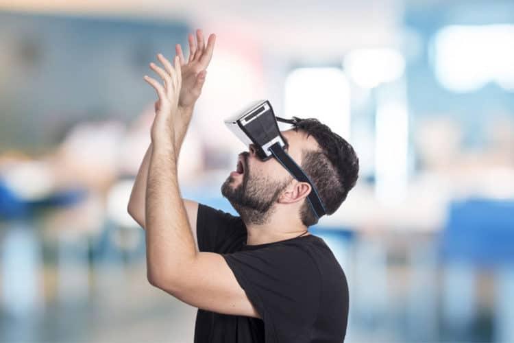Casques VR prévus en 2018