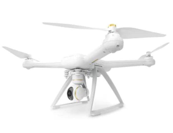 gearbest, drone, xiaomi, mi 4, 4K, bon plan, promo