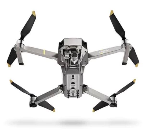 Drone DJI Mavic Pro Platinium de dos