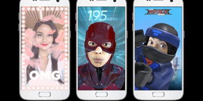 facebook ar studio réalité augmentée