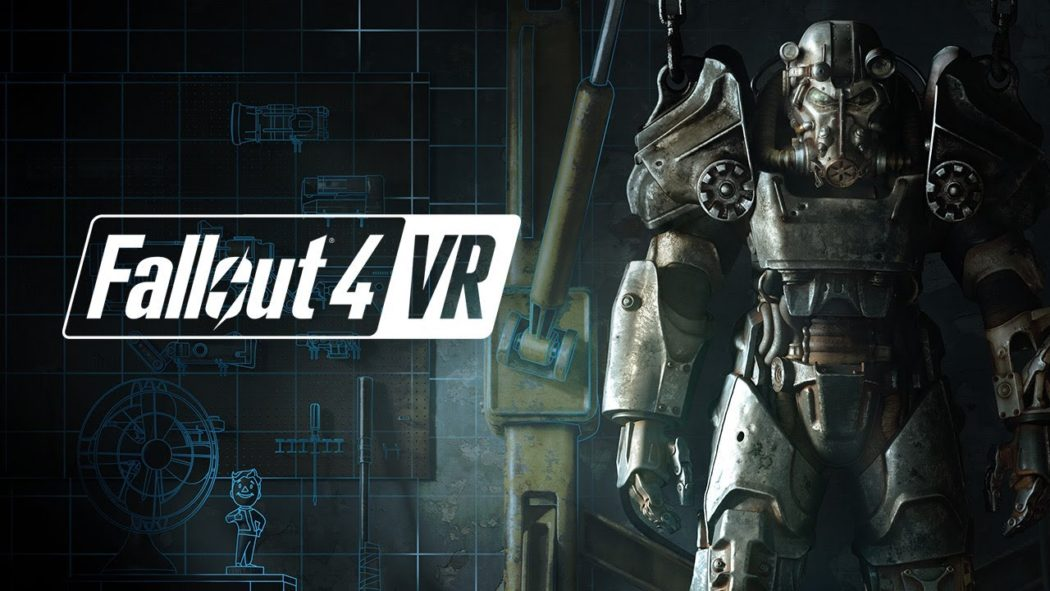 fallout 4 VR test
