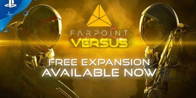 farpoint versus multijoueur