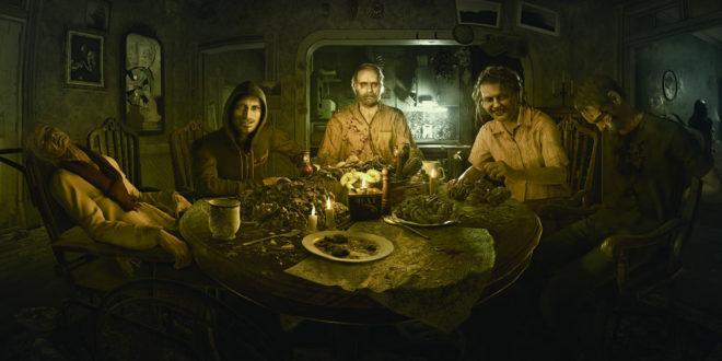 Game Awards Resident Evil 7 : Biohazard