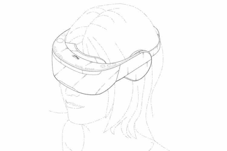 LG Steam VR écouteurs audio intégrés