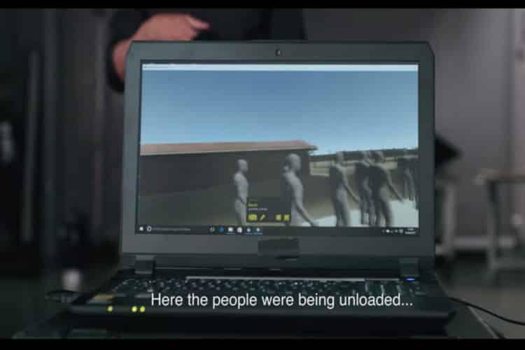 Nazi VR procès réalité virtuelle
