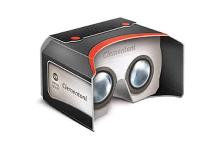Puzzle réalité virtuelle Cardboard Clementoni