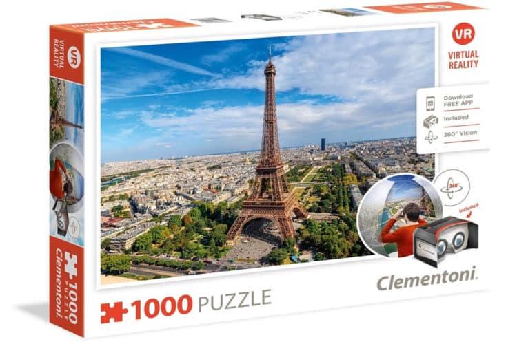 Puzzle VR Clementoni