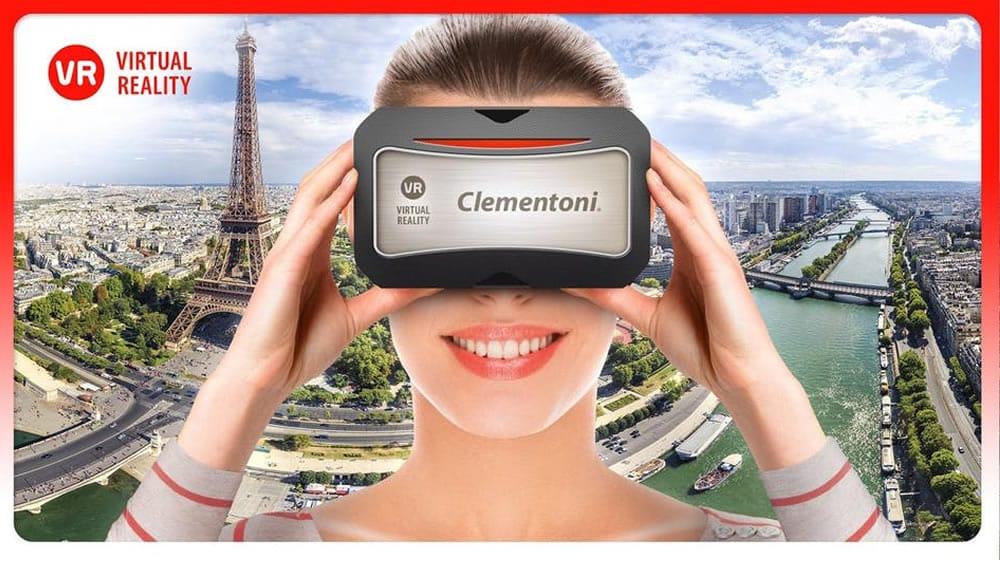 Puzzles VR Clementoni
