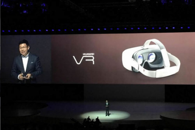 Sortie casque VR Huawei