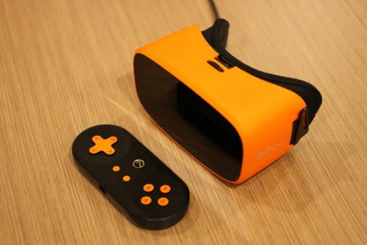 Sortie casques réalité virtuelle en 2018