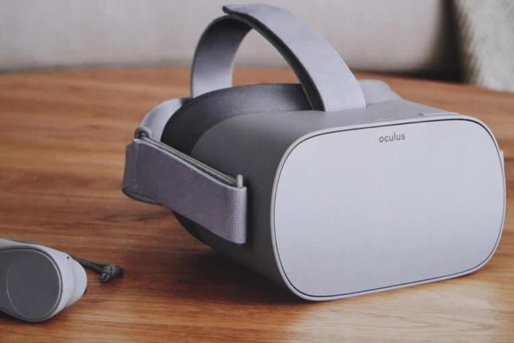 Sorties casques VR en 2018