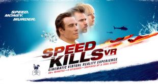 Speed Kills réalité virtuelle John Travolta