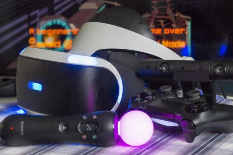 Ventes PS VR