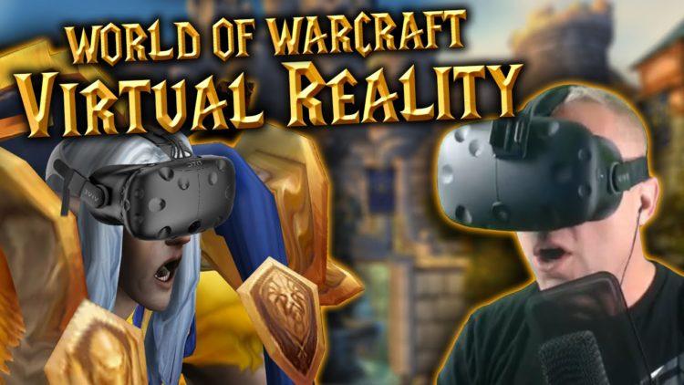 world of warcraft vr