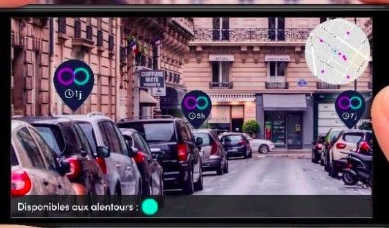 location de CES 2018 voiture entre particuliers en AR