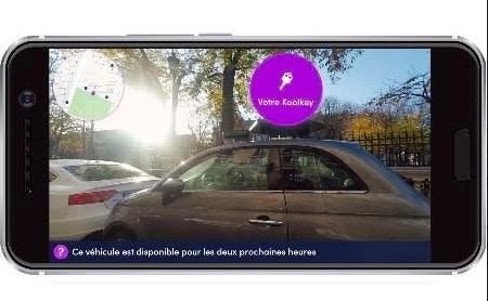 CES 2018 location de voiture entre particuliers en AR