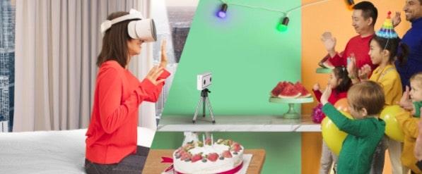 lenovo solo mirage, lenovo mirage, casque vr, casque de réalité virtuelle, casque vr sans fil