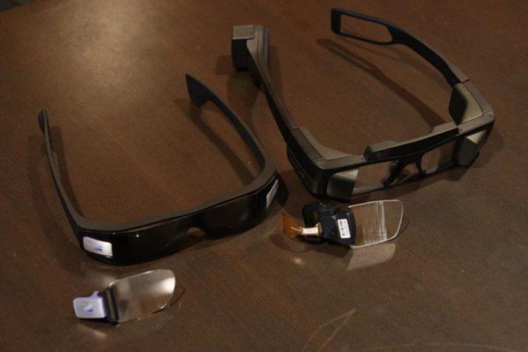 Lumus, réalité augmentée, écrans, AR, CES 2018
