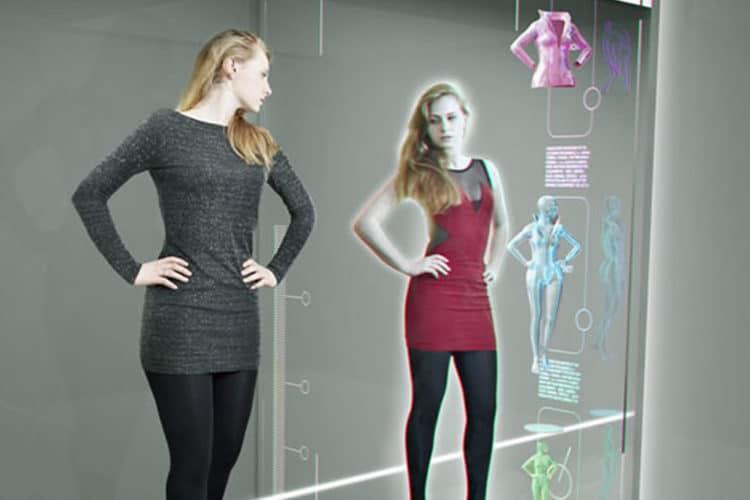 3406ebde0e73ba Amazon a déposé un brevet pour un miroir d essayage virtuel