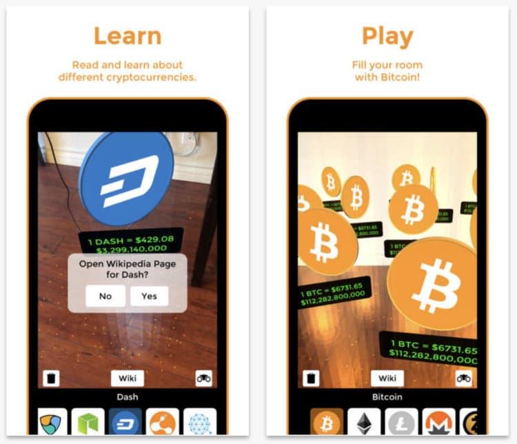 bitcoin ar ios
