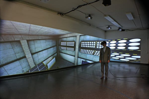 building scale vr
