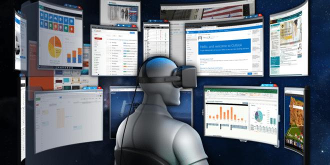 bureautique vr top logiciels productivité travail desktop