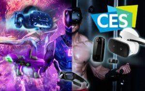 ces 2018 vr ar nouveautés réalité virtuelle augmentée
