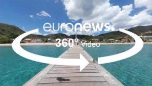 euronews vidéo 360° the dream vr