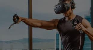 Floyd Mayweather entraînement en VR