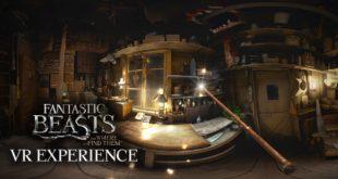 harry potter vr animau fantastiques réalité virtuelle