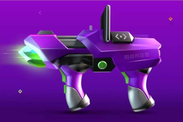 Merge Laser Tag