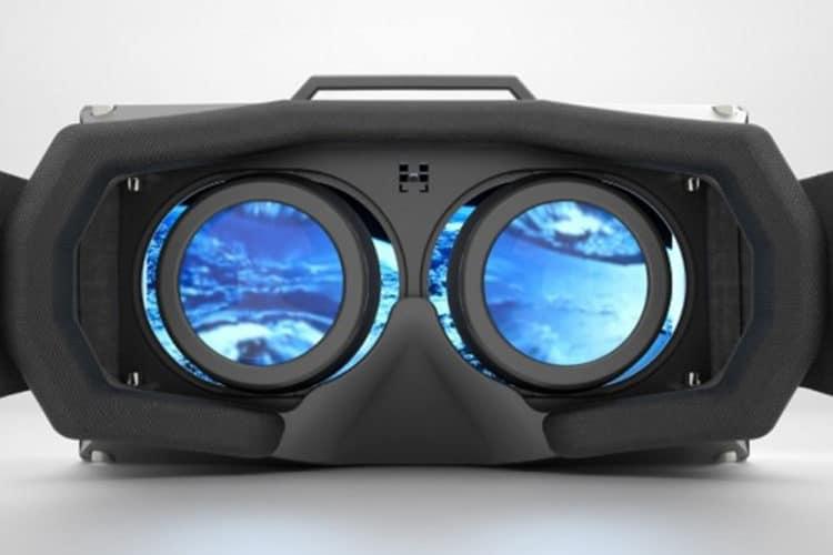 Metalenses lentilles VR