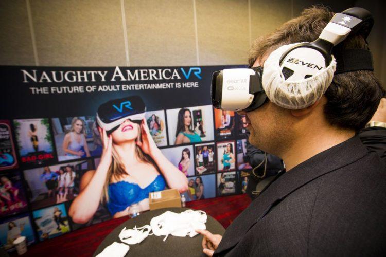 naughty america spectateurs vr porn