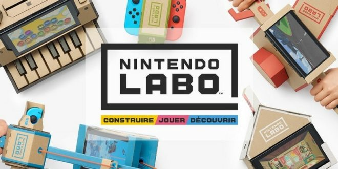 nintendo lab révolutionne gaming sans vr