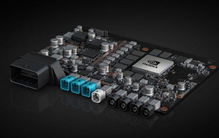 nvidia processeur xavier intelligence artificielle ia