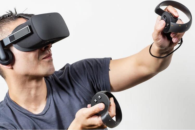 Oculus Start développeurs